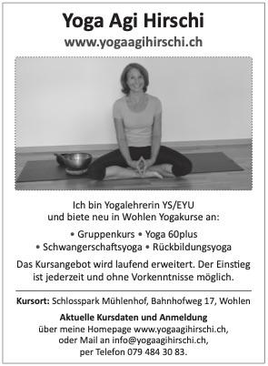 Inserat_Yoga